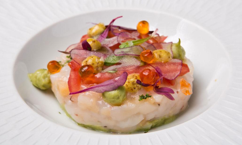 Hermitage mountain residences cocina con estrella for Estrella michelin cocina