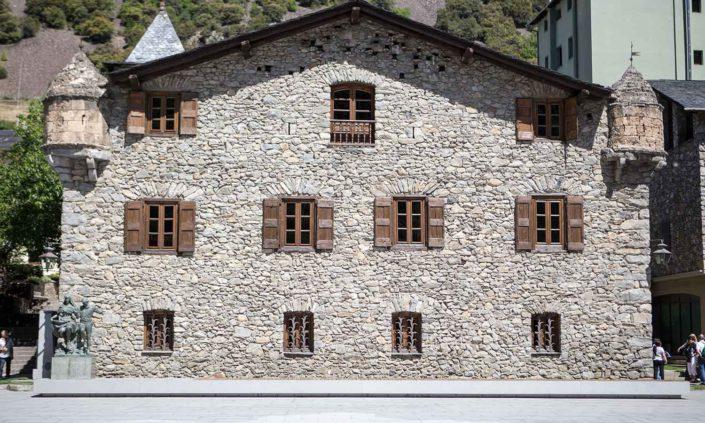 Andorra La Vella Casa de Vila