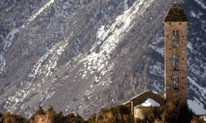 Escaldes Engordany Paisajes de Andorra