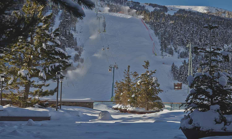 Hermitage Mountain Residences   Final de la Copa del Mundo de Esquí Alpino 2019 en Grandvalira