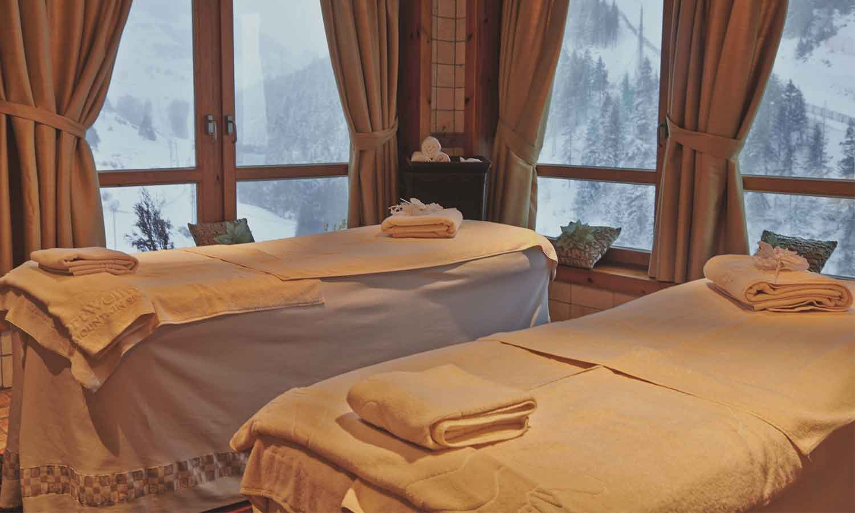 Sport Wellness Mountain Spa   tratamientos de salud y belleza a pie de pistas de Grandvalira Leading Spa
