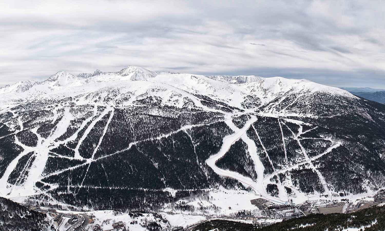 Hermitage Mountain Residences Sport Grandvalira estacio de esqui Soldeu