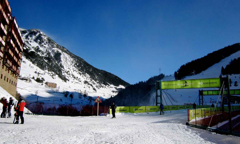 Hermitage Mountain Residences Sport Национальные лыжные соревнования Сольдеу