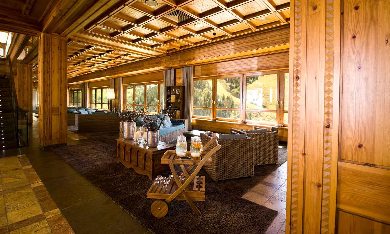 Hermitage Mountain Residences Sport Wellness Mountain Spa Andorra Soldeu Recepcio del Spa