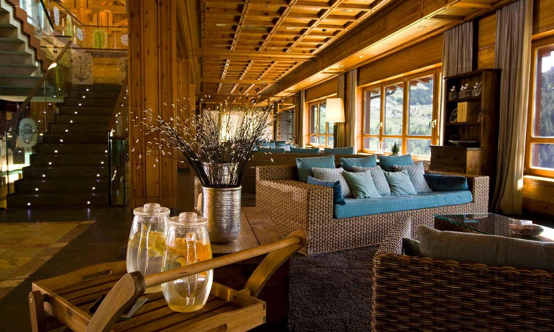 Hermitage Mountain Residences Sport Wellness Mountain Spa Planta 0 Spa de luxe sud de europa