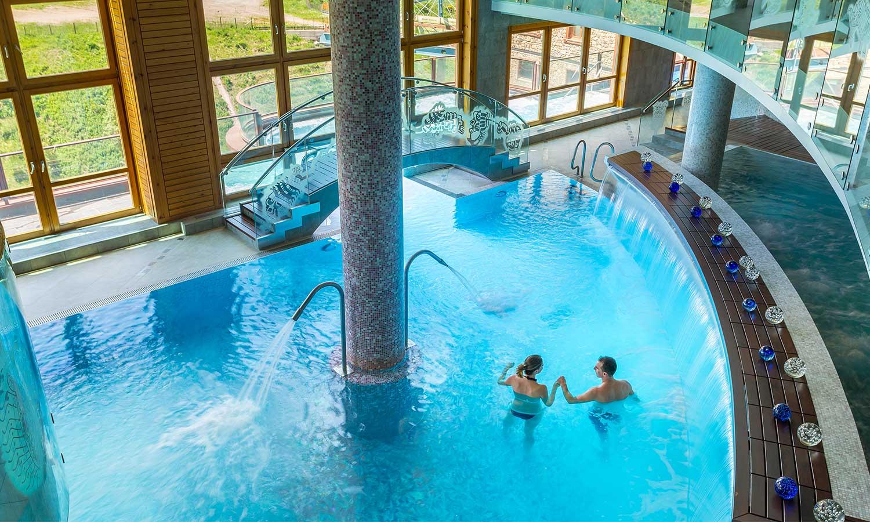 Hermitage Mountain Residences Sport Wellness Mountain Spa circuit aigues Andorra Soldeu