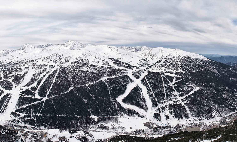 Hermitage Mountain Residences Grandvalira Estacion de Esqui