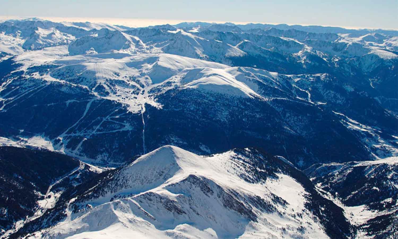 Hermitage Mountain Residences entorn Andorra muntanyas-naturalesa i sports