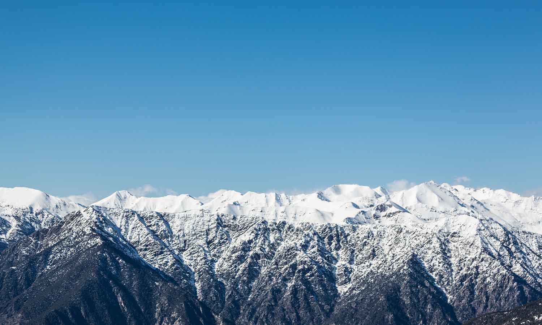 Hermitage Mountain Residences entorn andorra muntanyas