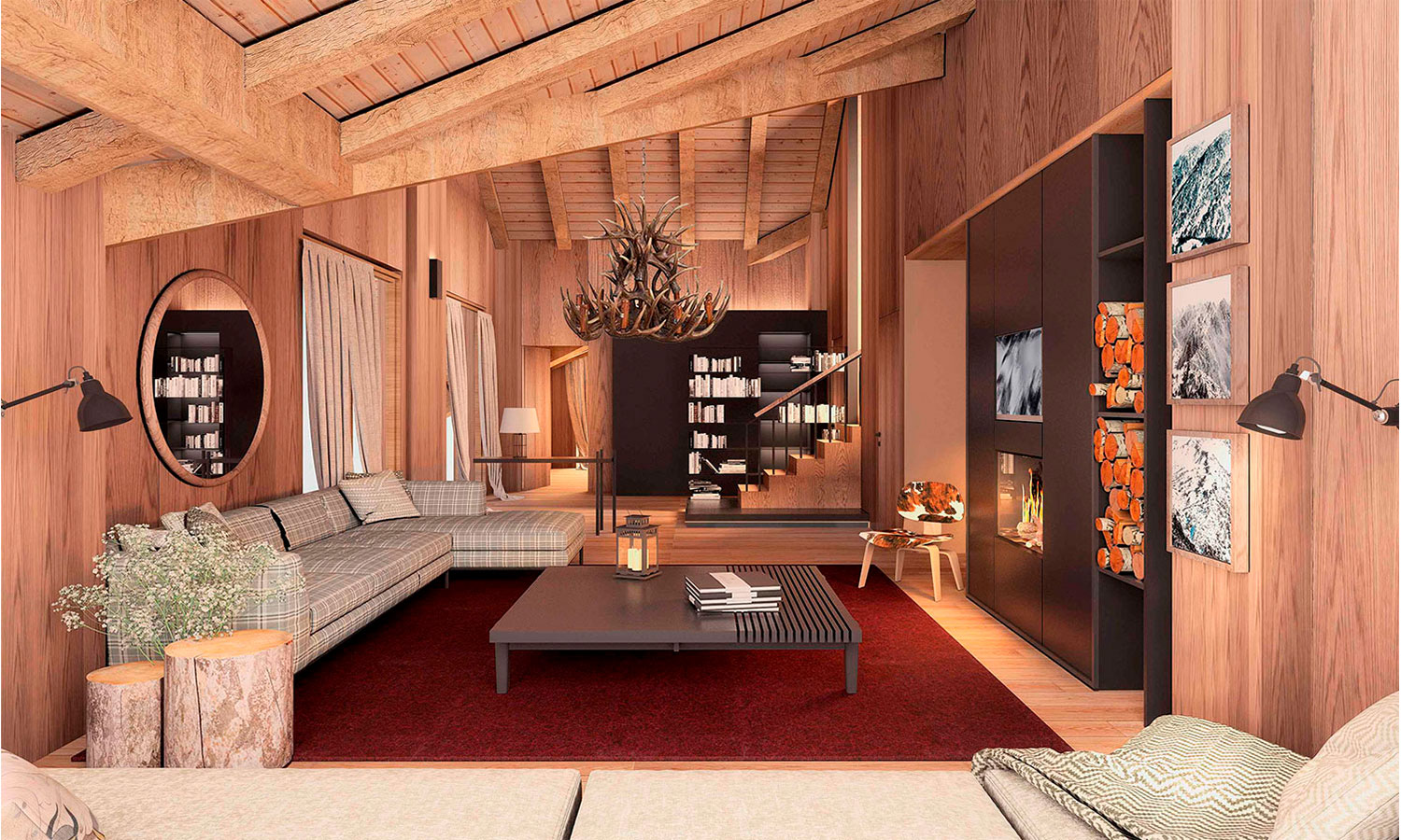 Hermitage Mountain Residences Andorra 500sqm exclusive residences connected Andorra