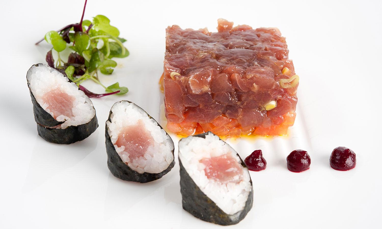 Koy Hermitage Японская кухня с звездой Мишлен в Андорре Грандвалира