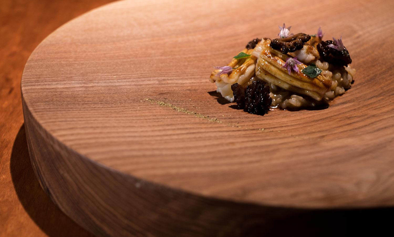 Koy Hermitage Японская кухня с звездой Мишлен Koy Barcelona