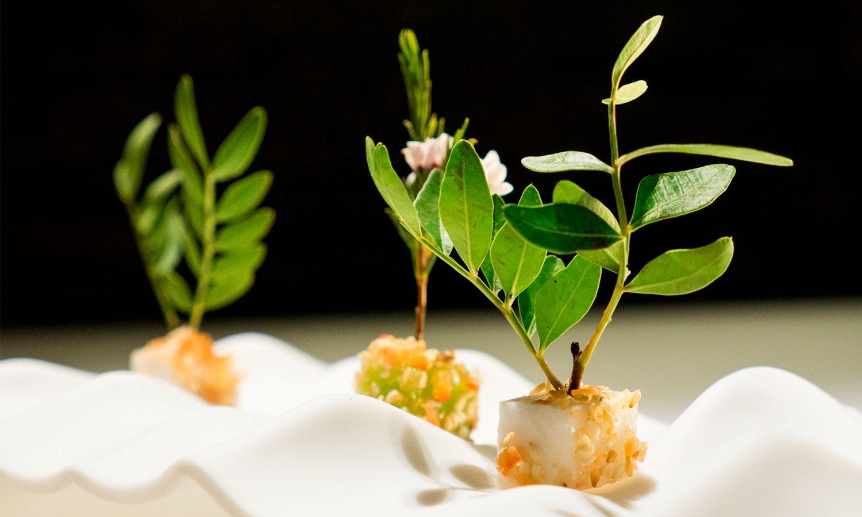 Koy Hermitage japanesse cuisine Hideki Matsuhisa a Michellin Star Chef