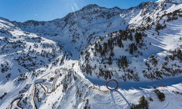 Montañas de Ordino Andorra