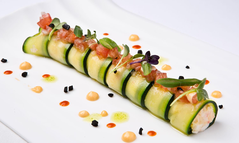 Origen restaurante platos especiales restaurante una for Estrella michelin cocina