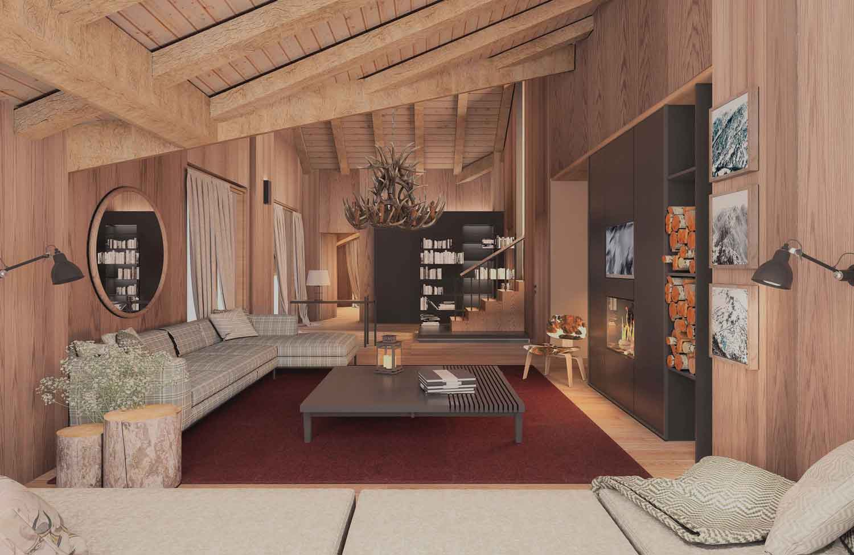 Hermitage Mountain Residences   residencias exclusivas a pie de pistas en Andorra