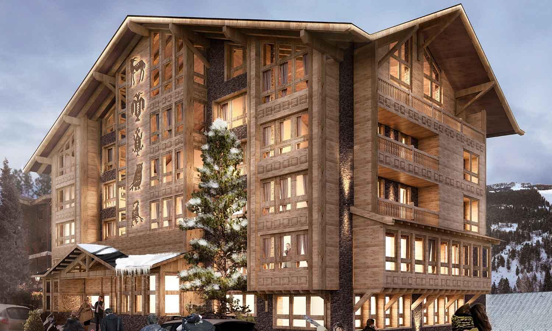 Hermitage Mountain Residences Vacances de luxe en Andorre