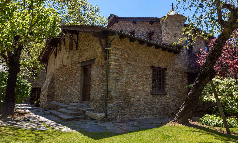 Hermitage Mountain Residences Andorra Ordino Areny Plandolit Museu
