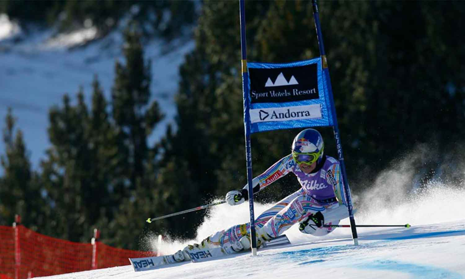 Hermitage Mountain Residences Grandvalira abrite des championnats internationaux de ski-speed