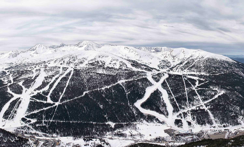 Hermitage Mountain Residences pistes de ski Grandvalira station de ski
