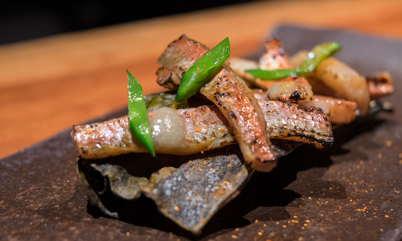 Koy Hermitage Hideki Matsuhisa haute cuisine japonaise à Grandvalira