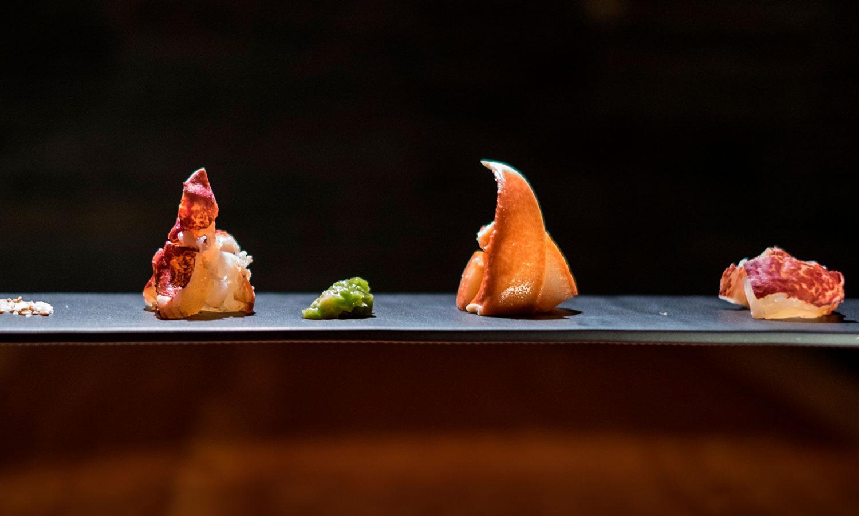 Koy Hermitage haute cuisine japonaise par Hideki Matsuhisa Chef