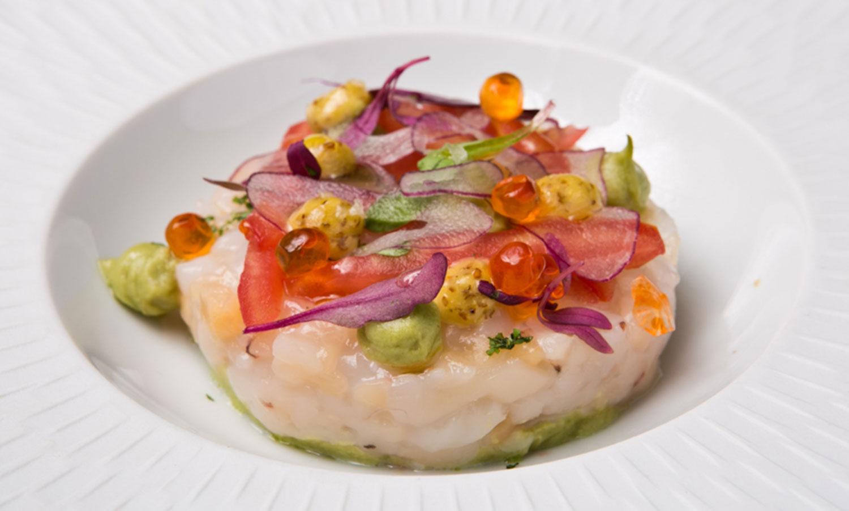 Origen cuisine catalane restaurant star michelin a Soldeu
