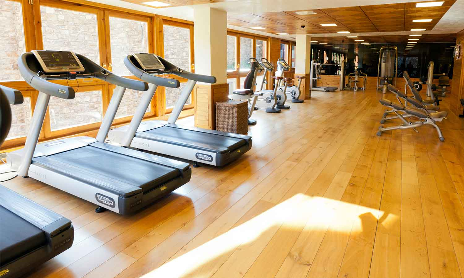 Sport Hotels Resort & Spa gym Andorre