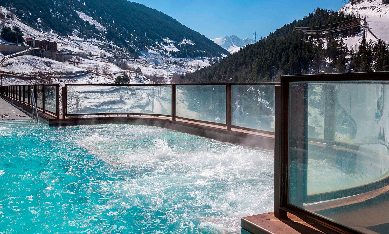 Sport Wellness Mountain Spa   Bien-être, santé et beauté en Andorre