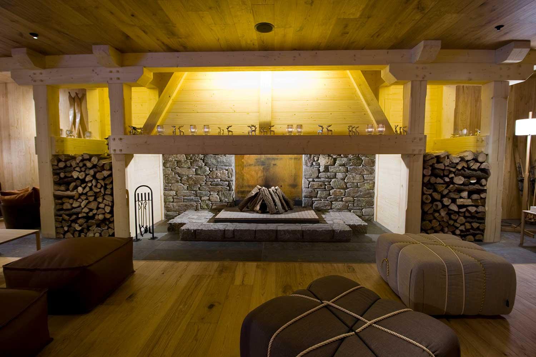 Hermitage Mountain Residences | Роскошные апартаменты в Сольдеу с Спа