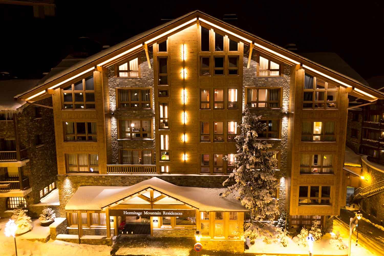 Hermitage Mountain Residence | Роскошная вилла Роскошные виллы в Андорре