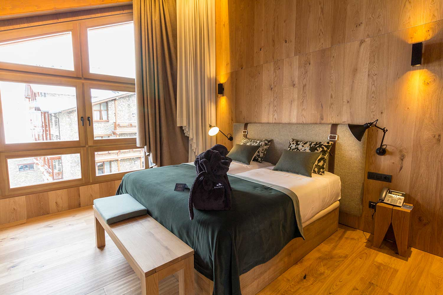 Hermitage Mountain Residences | Luxury Accommodation in Soldeu The Leading Hotels of the World