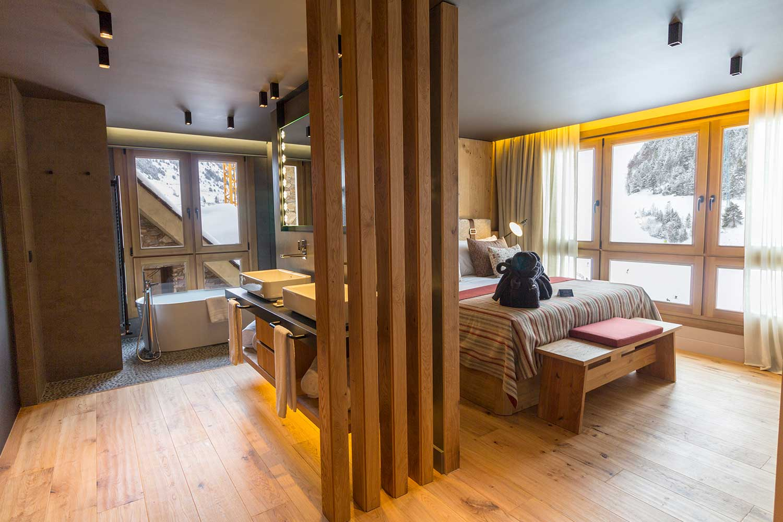 Hermitage Mountain Residences | Alojamientos de Lujo en Soldeu con Spa