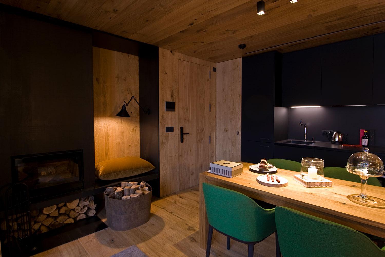Hermitage Mountain Residences | Роскошные апартаменты в Грандвалире Ведущие отели мира