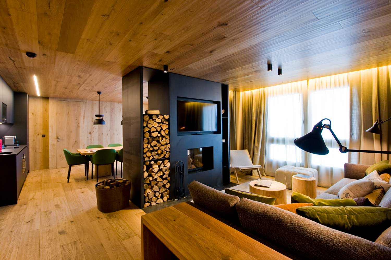 Hermitage Mountain Residences | Résidences de luxe à Soldeu avec Spa