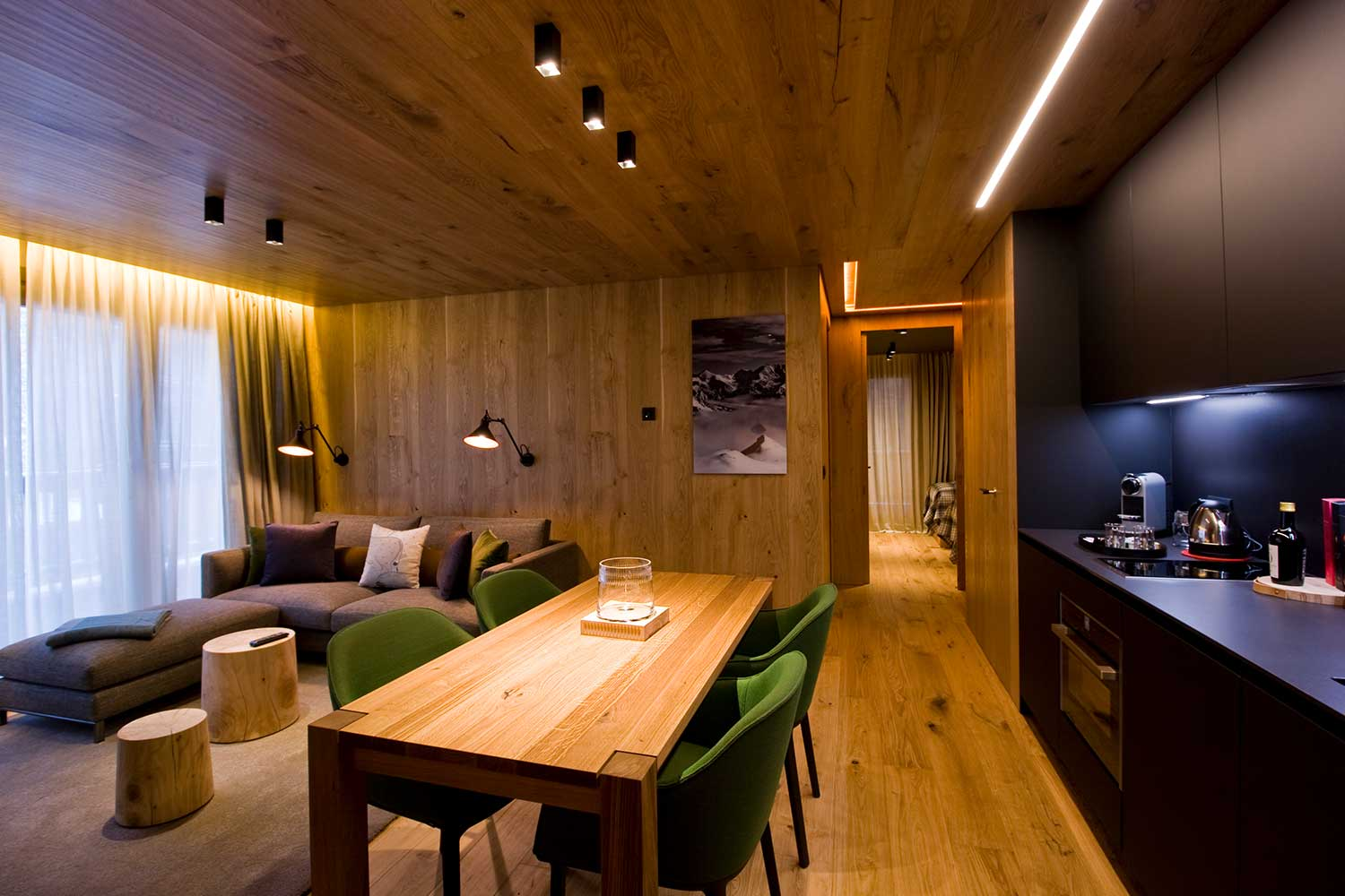 Hermitage Mountain Residences | Luxury Apartments in Soldeu with Spa