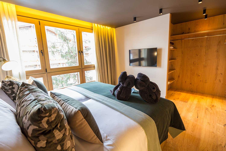 Hermitage Mountain Residences | Chalet de montaña de lujo en Andorra frente a pistas Grandvalira