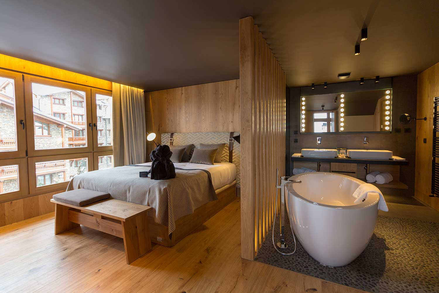 Hermitage Mountain Residences | Mountain chalet in Andorra with Spa