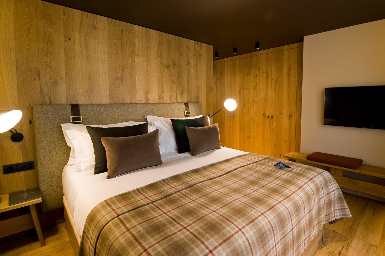 Hermitage Mountain Residences | Chalet de montaña en Andorra con Spa