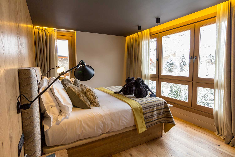 Hermitage Mountain Residences | Chalet de montagne dans les Pyrénées avec Spa