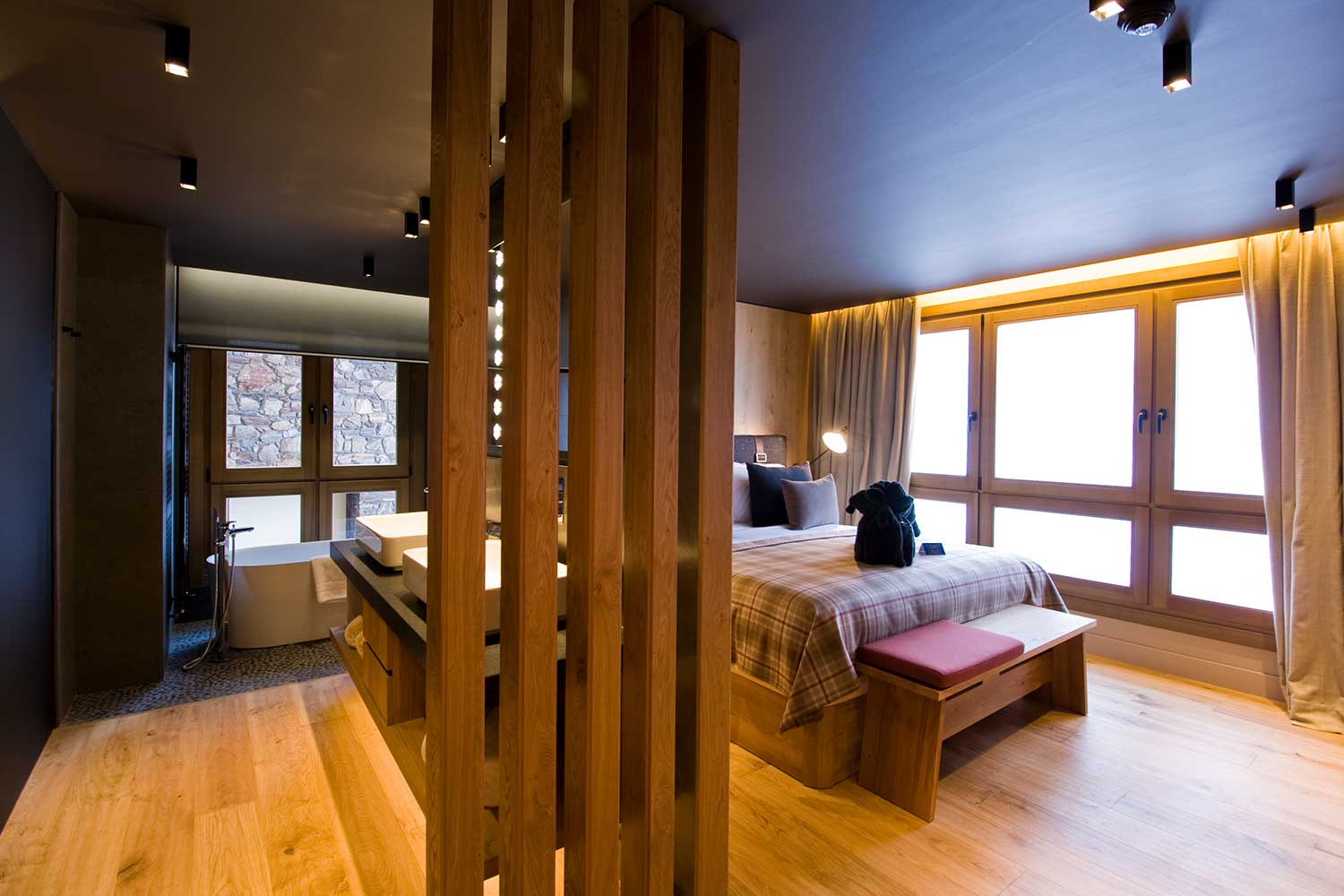Hermitage Mountain Residences | Mountain chalet in the Pyrenees with Spa