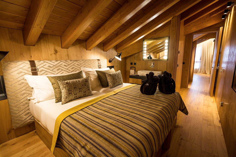 Hermitage Mountain Residences Residencias de Lujo en Soldeu