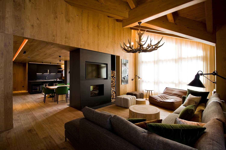 Hermitage Mountain Residences | Résidences de luxe à Soldeu Andorre