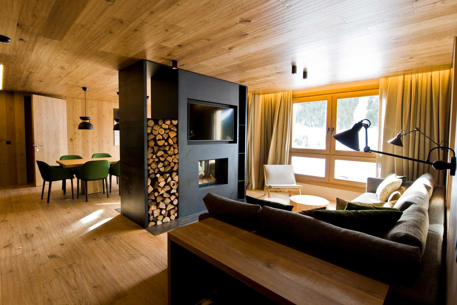 Hermitage Mountain Residences | Residències exclusives en xalet de muntanya a Andorra