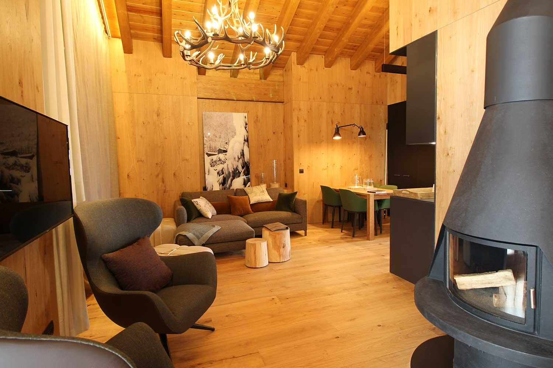 Горные резиденции Эрмитажа | Эксклюзивные резиденции в горном шале в Андорре