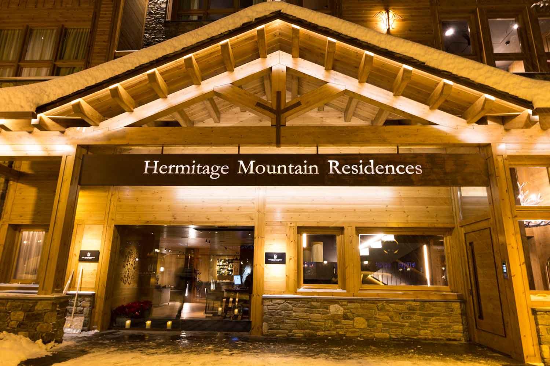 Hermitage Mountain Residences | Luxury holidays at the foot of the slopes of Grandvalira