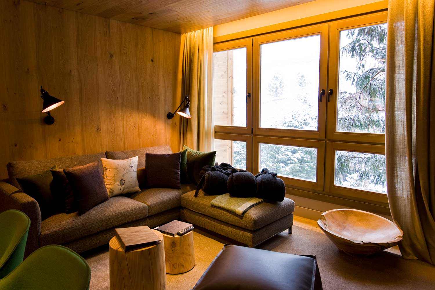 Hermitage Mountain Residences | Luxury vacation at the foot of the slopes of Grandvalira