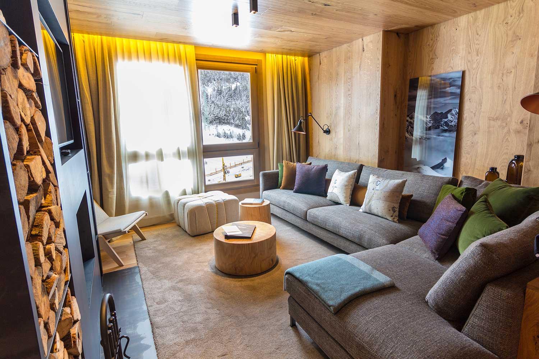 Hermitage Mountain Residences | Vacaciones de lujo a pie de pistas de Grandvalira con Spa
