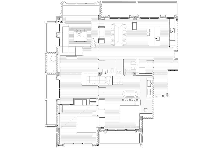Hermitage Mountain Residences | Residencia Exclusiva Duplex Riba Grossa Planta Baja 250m2