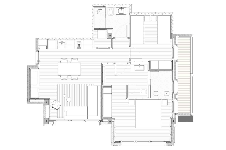 Hermitage Mountain Residences | Residencia Exclusiva El Grau 120 m2